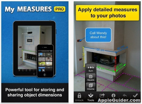 My_Measures_and_Dimensions_PRO_screenshot