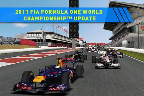 F1 2011 Game 1.0.5