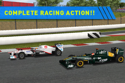 F1 2011 Game Review