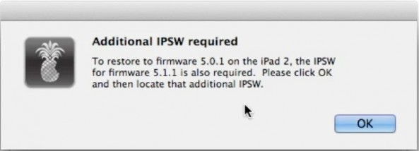 Additional-IPSW-Required-ResSn0w-Downgrade