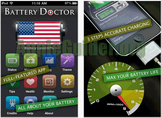 Battery Doctor Pro ipa