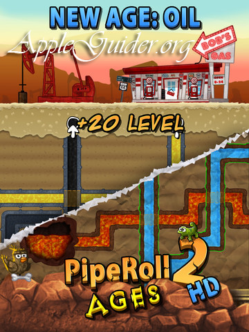 PipeRoll 2 Ages HD ipa