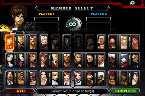 THE KING OF FIGHTERS i 2012 download