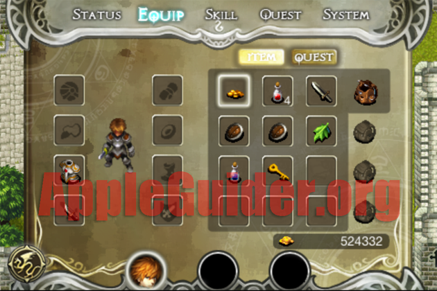 Inotia 2: A Wanderer of Luone hack gold