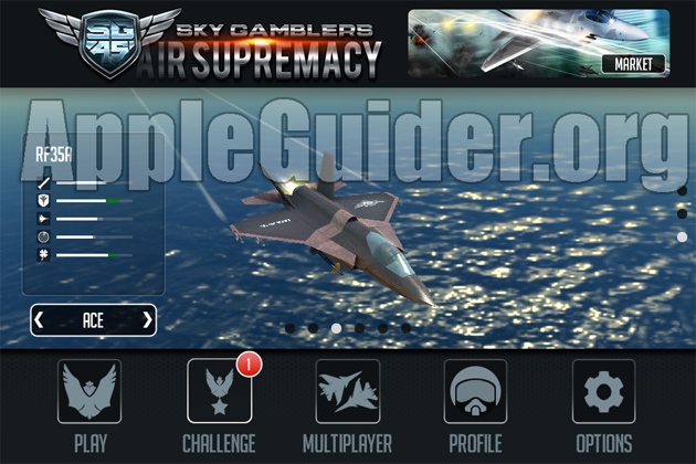 Sky Gamblers: Air Supremacy v1.2.0 hack all jets unlocked