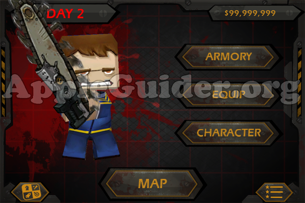 Call of Mini: Zombies cheats unlimited cash and bullets