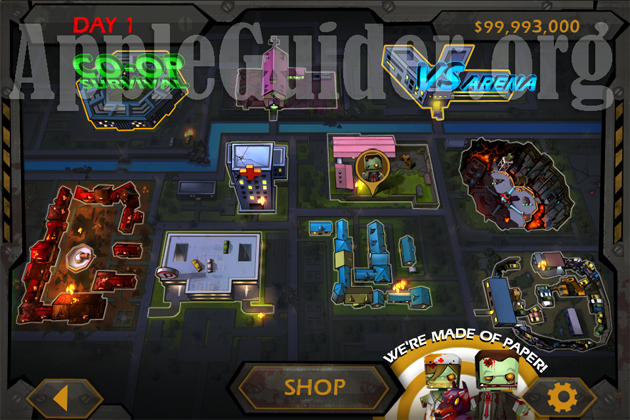 Call of Mini: Zombies v3.0 hack unlimited cash