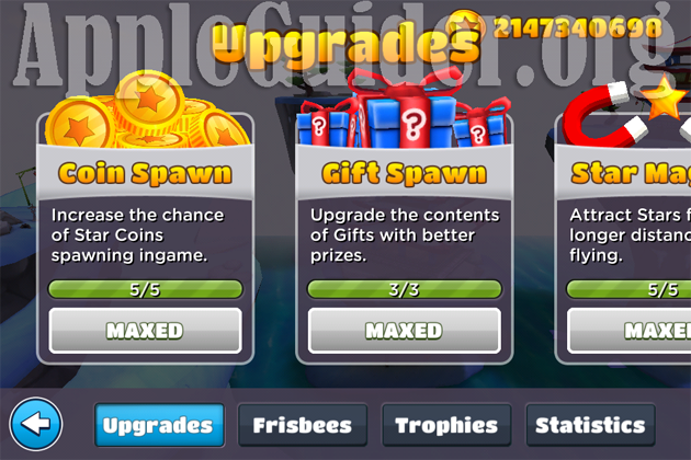 Frisbee® Forever 2 hack unlimited coins