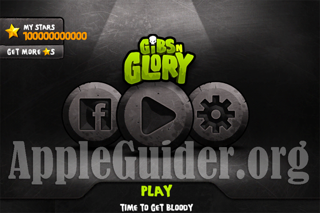 GibsNGlory hack unlimited stars