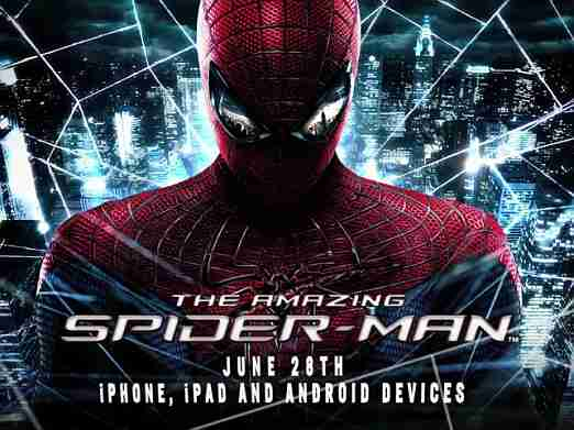 The Amazing Spider-Man for iPhone,iPad,iPod Touch
