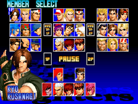 THE KING OF FIGHTERS 97 IPA