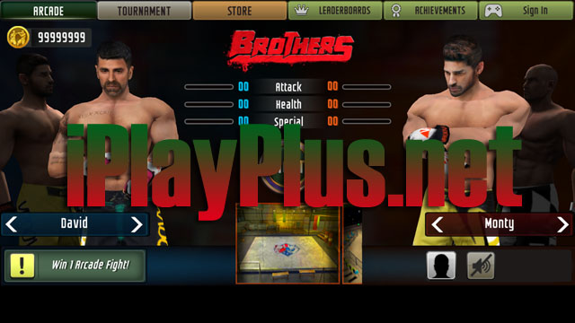 Brothers Clash of Fighters hack