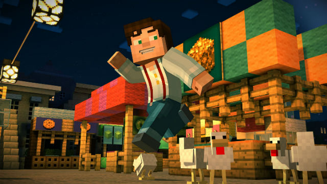 Minecraft: Story Mode for Mac